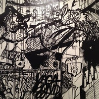 Photo taken at Bridge Gallery by Jon S. on 4/15/2012