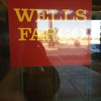 Photo taken at Wells Fargo by Loren L. on 4/28/2012