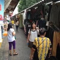 Photo taken at Khlong San Market by Neung ScrambleHalloween R. on 8/25/2012