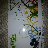 Photo taken at Green Box Karaoke by Rico R. on 3/6/2012