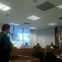 Photo taken at Tribunal de Justiça da Paraíba by Rainier D. on 2/7/2012