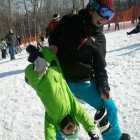 Photo taken at Burton US Open by Cindy B. on 3/10/2012
