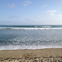 Photo taken at Doheny State Beach by Angelo F. on 4/1/2012