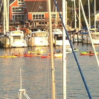 Photo taken at Annapolis Yacht Club by Skip C. on 8/16/2012