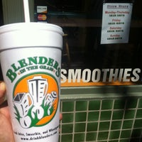 Photo taken at Blenders in the Grass by Sandra on 4/21/2012