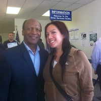 Photo taken at Illinois Secretary of State Driver Services Facility by Amor on 5/21/2012
