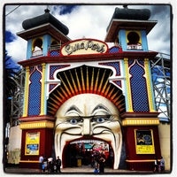 Das Foto wurde bei Luna Park Melbourne von David V. am 3/18/2012 aufgenommen