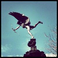 Photo taken at Sefton Park by Alexei B. on 4/15/2012