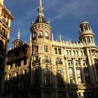 Photo taken at Madrid by Elena U. on 6/23/2012