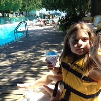 Photo taken at Esther Williams Swimming Pool by Denise M. on 7/13/2012