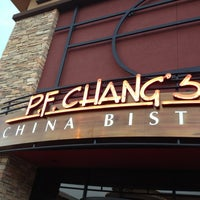 Photo taken at P.F. Chang's by Daryl W. on 5/19/2012