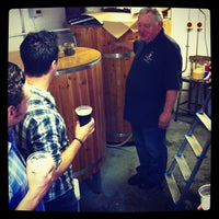 Photo taken at Nutbrook Brewery by Colin M. on 8/4/2012