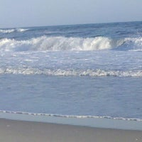 Photo taken at Robert Moses State Park - Field 5 by Christian on 3/28/2012