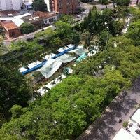 Foto tomada en Parque Mejoras Publicas por HotelAntiguabelen B. el 4/29/2012