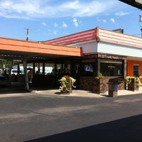 Photo taken at Rudy's Drive In by Shawn D. on 8/22/2012