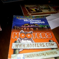 Photo taken at Hooters by Lateshia S. on 2/5/2012