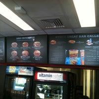 Photo taken at Burger King by Sam H. on 3/24/2012