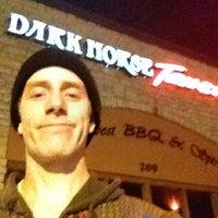 Photo taken at Dark Horse Tavern by Jon A. on 3/8/2012