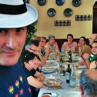 Photo taken at La Toba by Ch M. on 5/13/2012