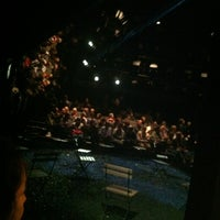 Photo taken at Classic Stage Company by Versha S. on 4/24/2012
