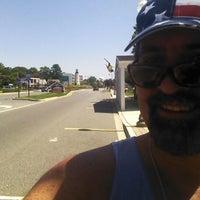 Photo taken at Rehoboth Circle by Matt C. on 8/16/2012