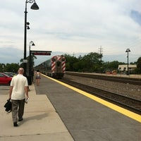 Photo taken at Metra Train Station - Lisle by Brian on 8/8/2012