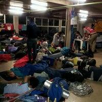 Photo taken at Campo de Refugiados do V Jamboree Nacional by Ilvia O. on 7/21/2012