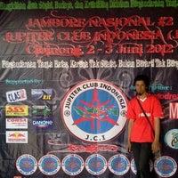 Photo taken at Gedung Kesenian & Olahraga Kabupaten Bogor by hery r. on 6/2/2012