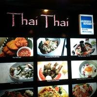 Photo taken at Thai Thai by Julyana Z on 4/30/2012