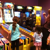 Photo taken at Peter Piper Pizza by @triplethreatmom on 2/24/2012