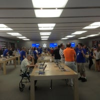 Photo taken at Apple Somerset by Eric S. on 7/2/2012