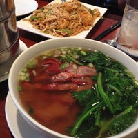 Photo taken at Sang Kee Noodle House by Emily K. on 7/8/2012