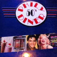 Photo taken at Phily Diner by Janice on 4/5/2012
