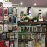 Photo taken at ร้านเป้ เกมส์ หลังสถานีรถไฟ by Walailak N. on 3/4/2012