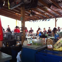 Photo taken at Cantina Marina by kazie w. on 4/21/2012