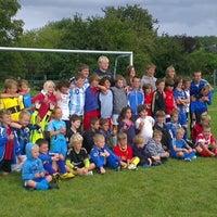 Photo taken at FC Moortsele by Ulrik ⚓. on 8/31/2012