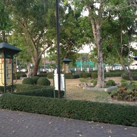 Photo taken at Sri Mueang Park by Nutthanicha Y. on 4/14/2012