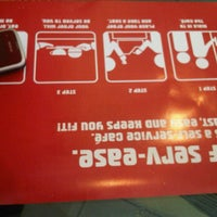 Photo taken at Cafe Coffee Day by MOHD A. on 5/8/2012