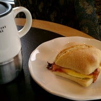 Photo taken at Starbucks by Ashton E. on 2/4/2012