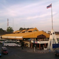 Das Foto wurde bei Khon Kaen Bus Terminal von nattawut y. am 2/17/2012 aufgenommen