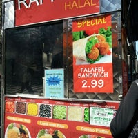 Photo taken at Rafiqi's Halal Food by Gary on 3/19/2012