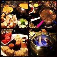 Photo taken at The Melting Pot by Justin S. on 5/25/2012