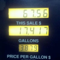 Photo taken at Shell by Jenna C. on 4/11/2012