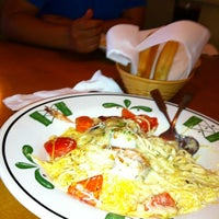 Photo taken at Olive Garden by Miguel D. on 6/15/2012