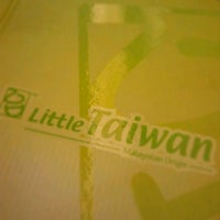 Photo taken at Little Taiwan by Nicholas C. on 3/18/2012