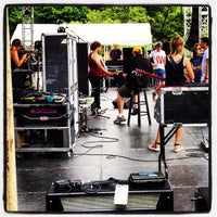Photo taken at Atlantafest - Nature's Own Main Stage by Asa D. on 6/16/2012