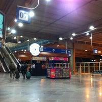 Foto tirada no(a) Terminal Multimodal Ramos de Azevedo por Jaqueline M. em 5/25/2012