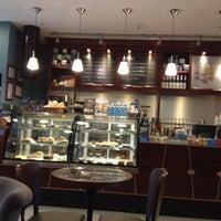 Photo taken at Caffè Nero by Nazli D. on 8/28/2012