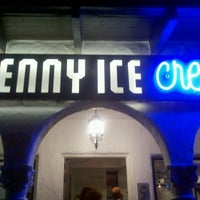 Photo taken at The Penny Ice Creamery by Dan O. on 5/5/2012