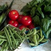 Photo taken at Meriden Farmers Market by Randa on 7/7/2012